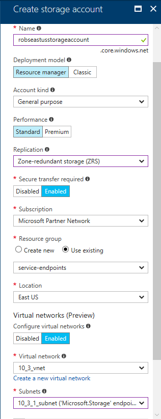 robertwray co uk - Restricting access to Azure resources with